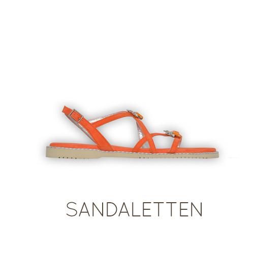 Zur Sandaletten-Auswahl